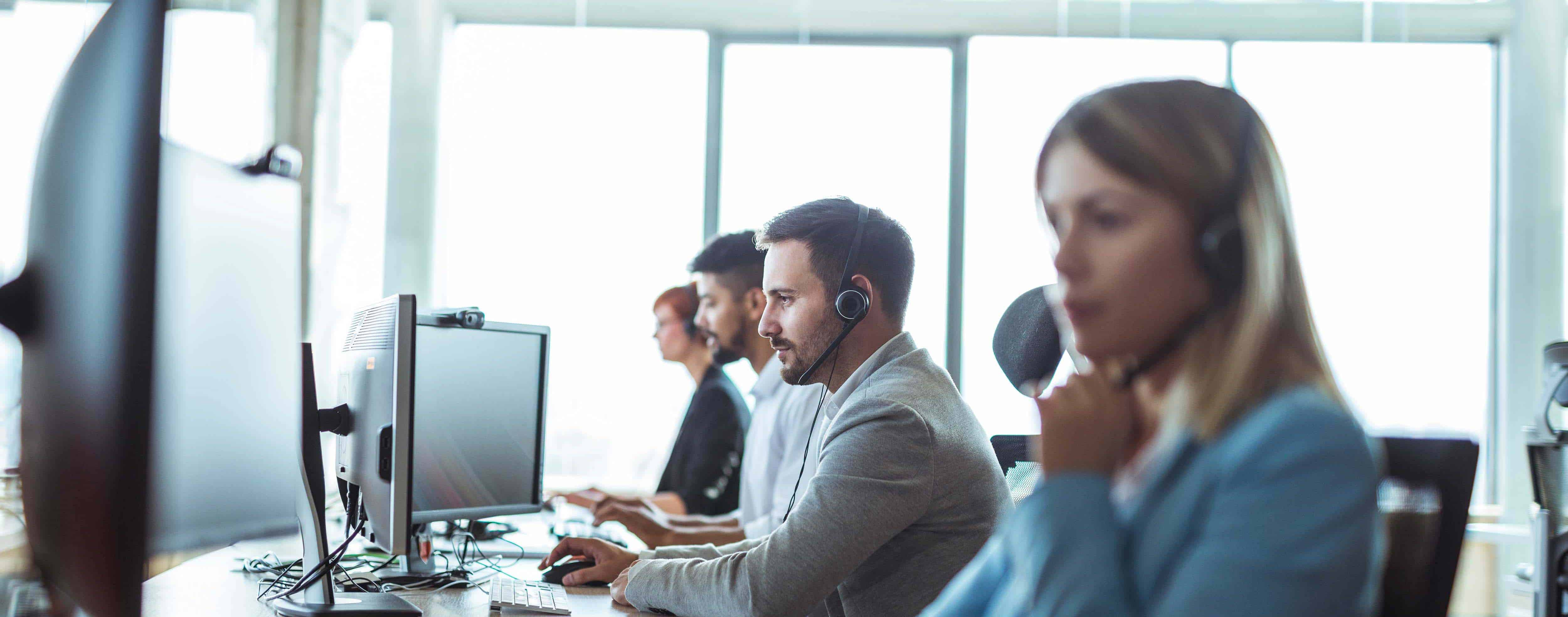 A Call Center Solution that Integrates with Your Office Phone System